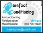 Barefoot Air Conditioning Mossel Bay