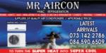 Mr Aircon