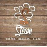 Steam Coffee Passion Pizza South Coast