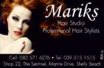 Mariks Hair Studio